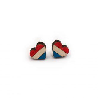 Lasercut oorbellen Nederland